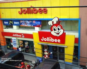 jollibee's happy face