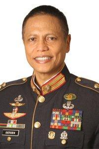 colonel ariel querubin
