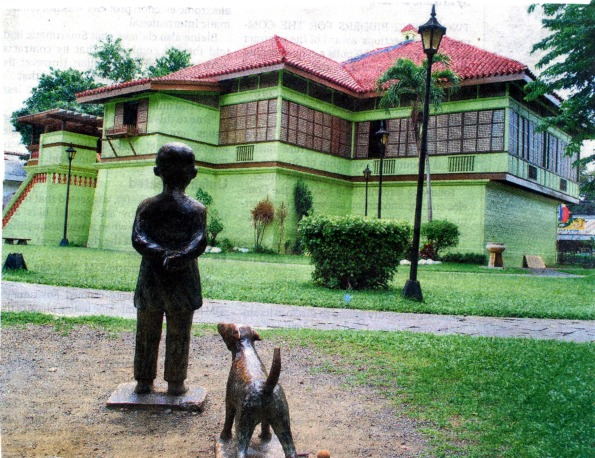 jose rizal's green house