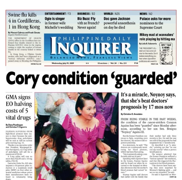PDI JULY 29 Cory Condition Guarded
