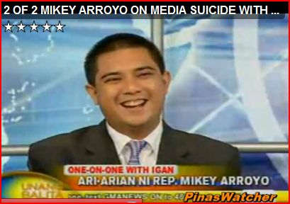 mikey arroyo admits he looked stupid in interview