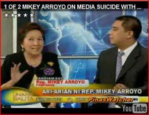winnie monsod slays mikey arroyo on tv