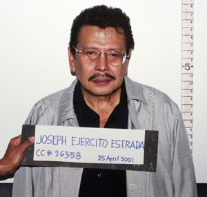 erap estrada leads in poll