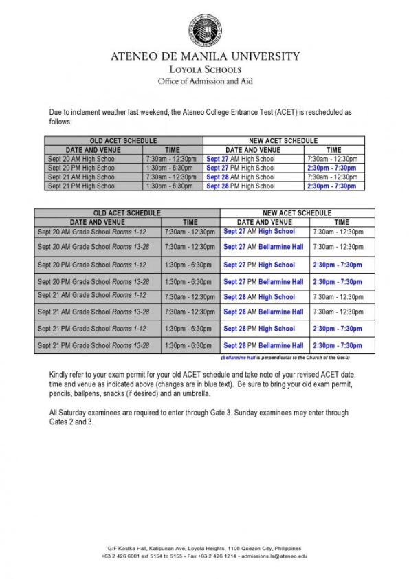 New ACET Schedule announcement MM-page0001