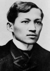 Philippine Revolutionary and Poet, Jose Rizal