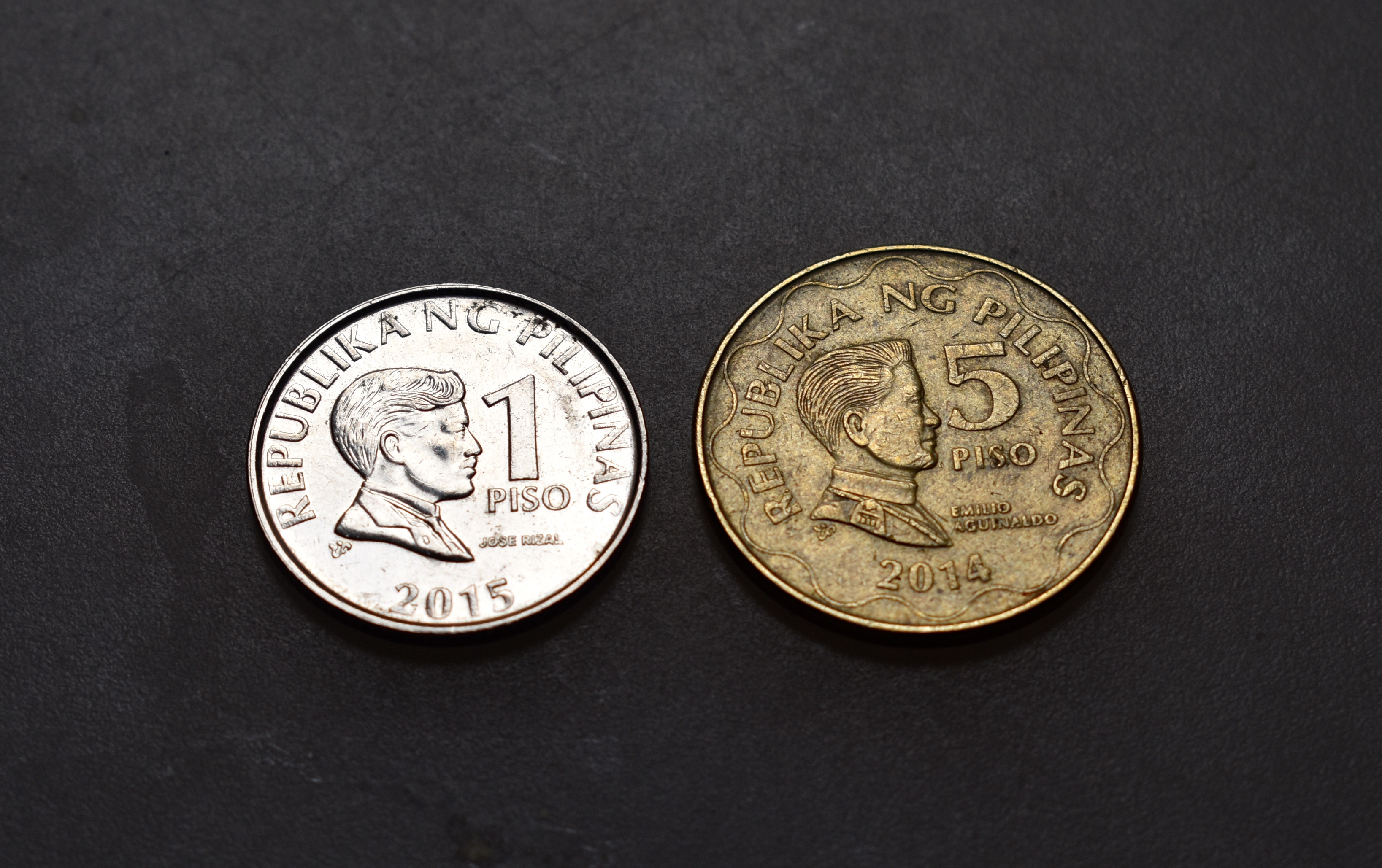 New 5 Peso Andres Bonifacio Coin Designed To Confuse